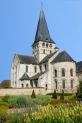 Saint-Martin-de-Boscherville, Abteikirche Saint-Georges