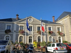 Étretat, City Hall