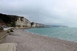 Küste bei Fécamp