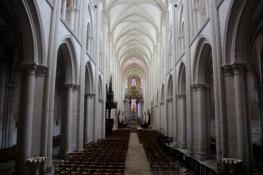 Fécamp, Abteikirche der heiligen Dreifaltigkeit
