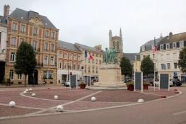 Fécamp, Place Charles de Gaulle