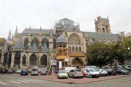 Dieppe, Kirche Saint-Jacques