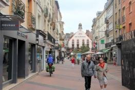 Dieppe, Rue de la Barre