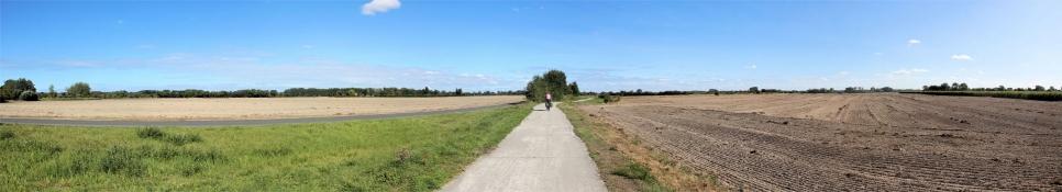 Zwischen Saint-Quentin und Monchaux