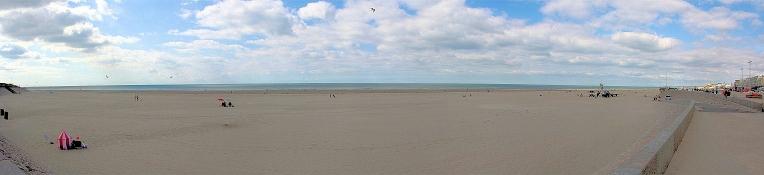 Strand in Berck