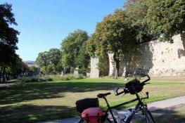 Boulogne-sur-Mer, Stadtmauer