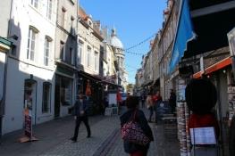 Boulogne-sur-Mer, rue de Lille