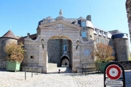 Boulogne-sur-Mer, Burg Aumont