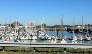 Hafen von Gravelines