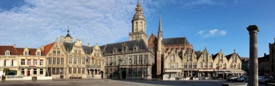 Veurne, Grote Markt