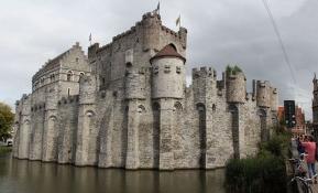 Ghent, Gravensteen castle