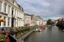 Ghent, old town