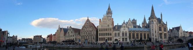 Gent, Altstadt