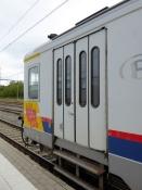 Train from Welkenraedt to Aachen