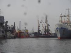 En vigtig russisk isfri havn/An important Russian ice-free port
