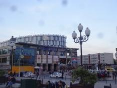 Sejrspladsen på Sejrsdagen/Victory square at Victory Day