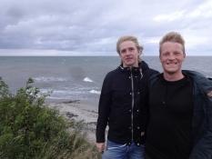 Danmarks sydligste punkt, Gedser Odde/Gedser headland is the southernmost point of Denmark