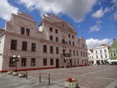 Rådhuset i Güstrow/The town hall of Guestrow