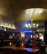 I knejpen Grand Rocka har flotte hvælvinger/The pub Grand Rocka has fine vaults