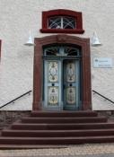 Eingang im ehem. Kloster Beuren