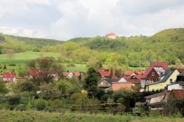 Wintzingerode mit Burg Bodenstein