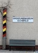 Am ehem. Grenzübergang Duderstadt-Worbis