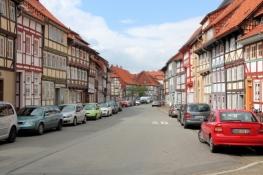 Ankunft in Duderstadt