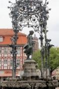 Göttingen, Gänse-Liesel-Brunnen