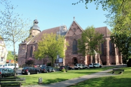 Einbeck, Stiftskirche