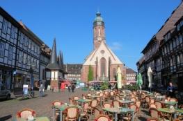 Einbeck, Marktplatz