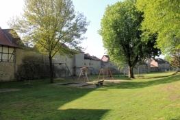 Einbeck, Stadtmauer und Wall