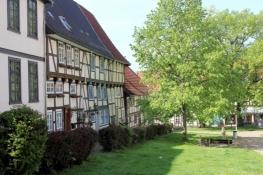 Alfeld, Am Kirchhof