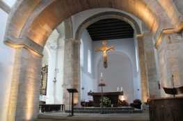 Hildesheim, Heilig-Kreuz-Kirche
