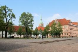 Hildesheim, Domhof