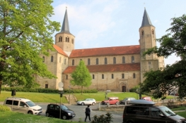 Hildesheim, St. Godehard Kirche