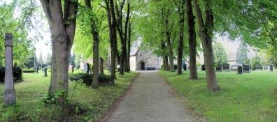 Nettlingen, Kirchhof der St. Marienkirche
