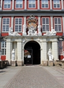 Schloss Wolfenbüttel, Tor