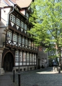 Braunschweig, Hinter der Magnikirche