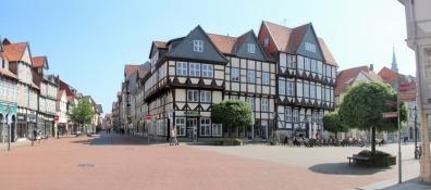 Wolfenbüttel, am Stadtmarkt