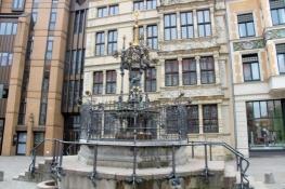Hannover, Oskar-Winter-Brunnen