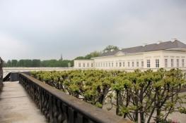 Herrenhausen, Schloss, Gartenseite