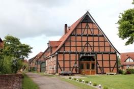 Farmhouse in Barrigsen