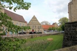 Stadthagen, at the castle