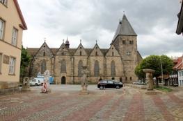 Obernkirchen, collegiate church