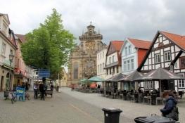 Bückeburg, Lange Straße