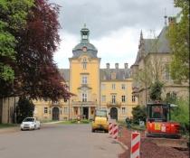 Bückeburg, castle