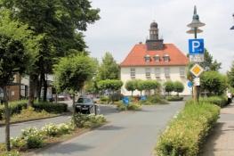 Rathaus in Bad Essen