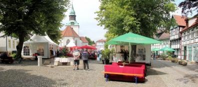 """Bad Essen - """"Culinaria - leckere Genüsse auf dem Kirchplatz"""""""