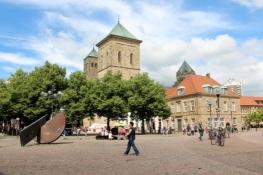Domplatz in Osnabrück