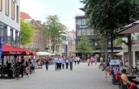 Fußgängerzone in Osnabrück